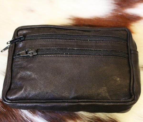 Pochette ceinture cuir agneau - Itinérance Cuir - Vêtements cuir en ... fc26233e73a